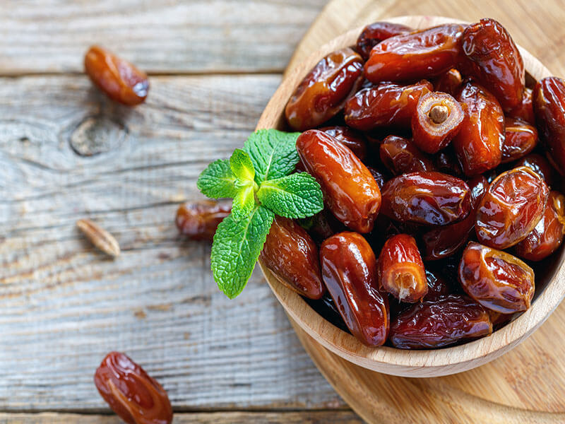 A Date With Saudi Dates