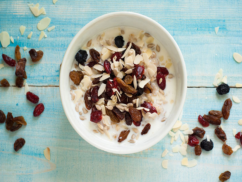 Dates and Oatmeal