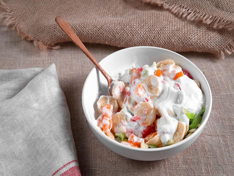 Maca Fruit Salad