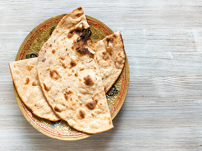 Ways To Use Leftover Roti In Your Lunch
