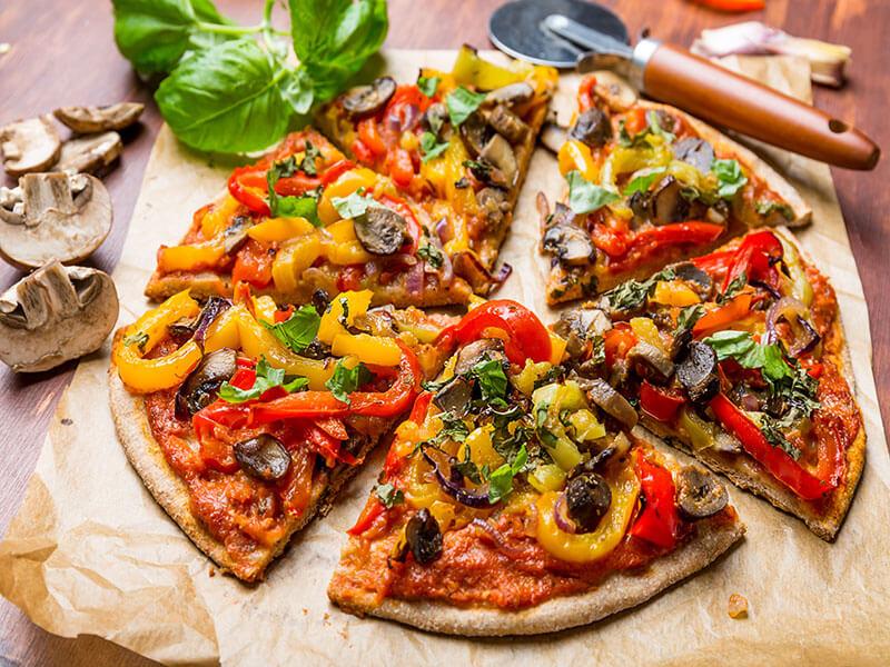 Whole-wheat Pizza