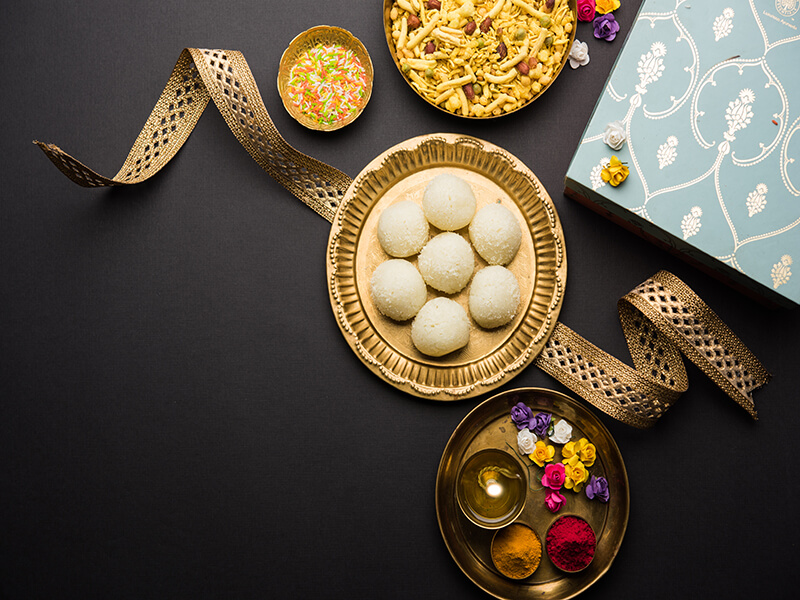 Delicious Sweets You Can Make Yourself This Dussehra