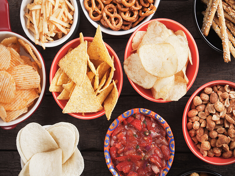 Last Minute Party Snacks To Make
