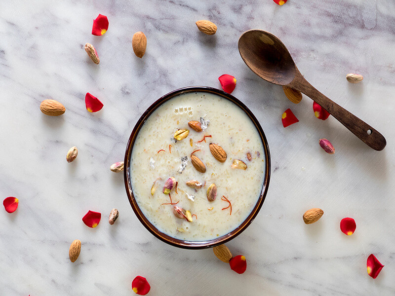 Low Fat Kheer