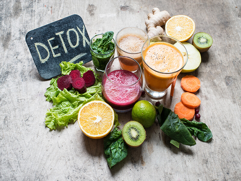 The Detox You Need Post All The Festivities